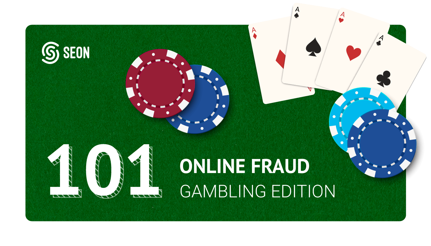 Gambling fraud prevention