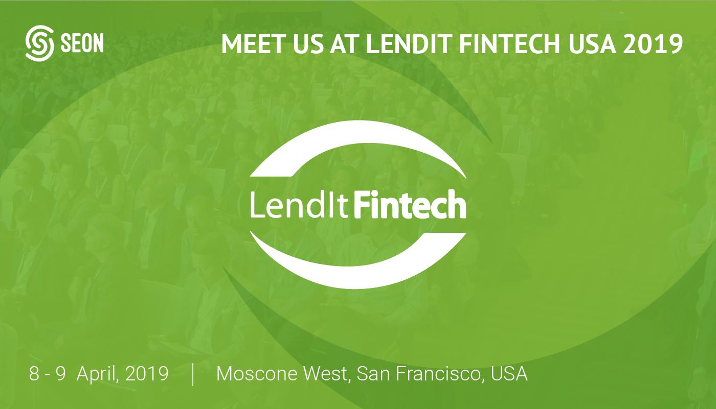 Lendit Fintech USA - 2019