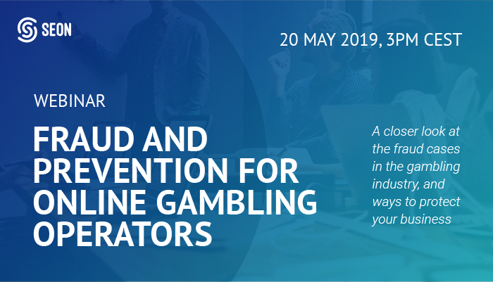 Fraud and Prevention for Online Gambling Operators