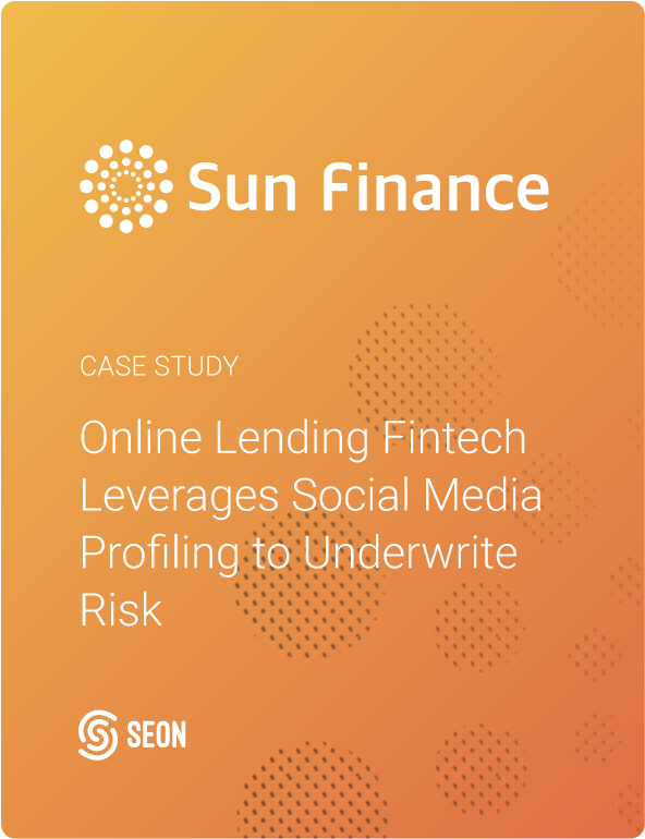 Sun Finance improves fraud prevention
