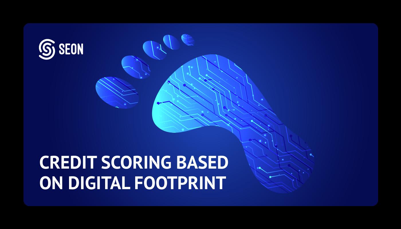 credit scoring digital footprint SEON