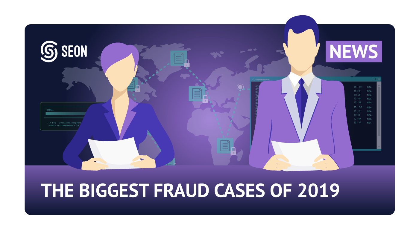 2019 Fraud cases