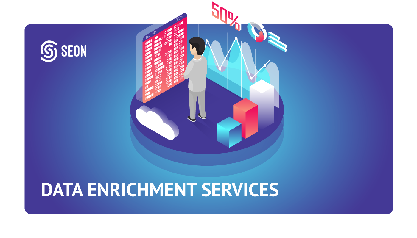 data enrichment SEON cover