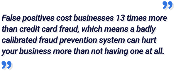 fraud prevention system route