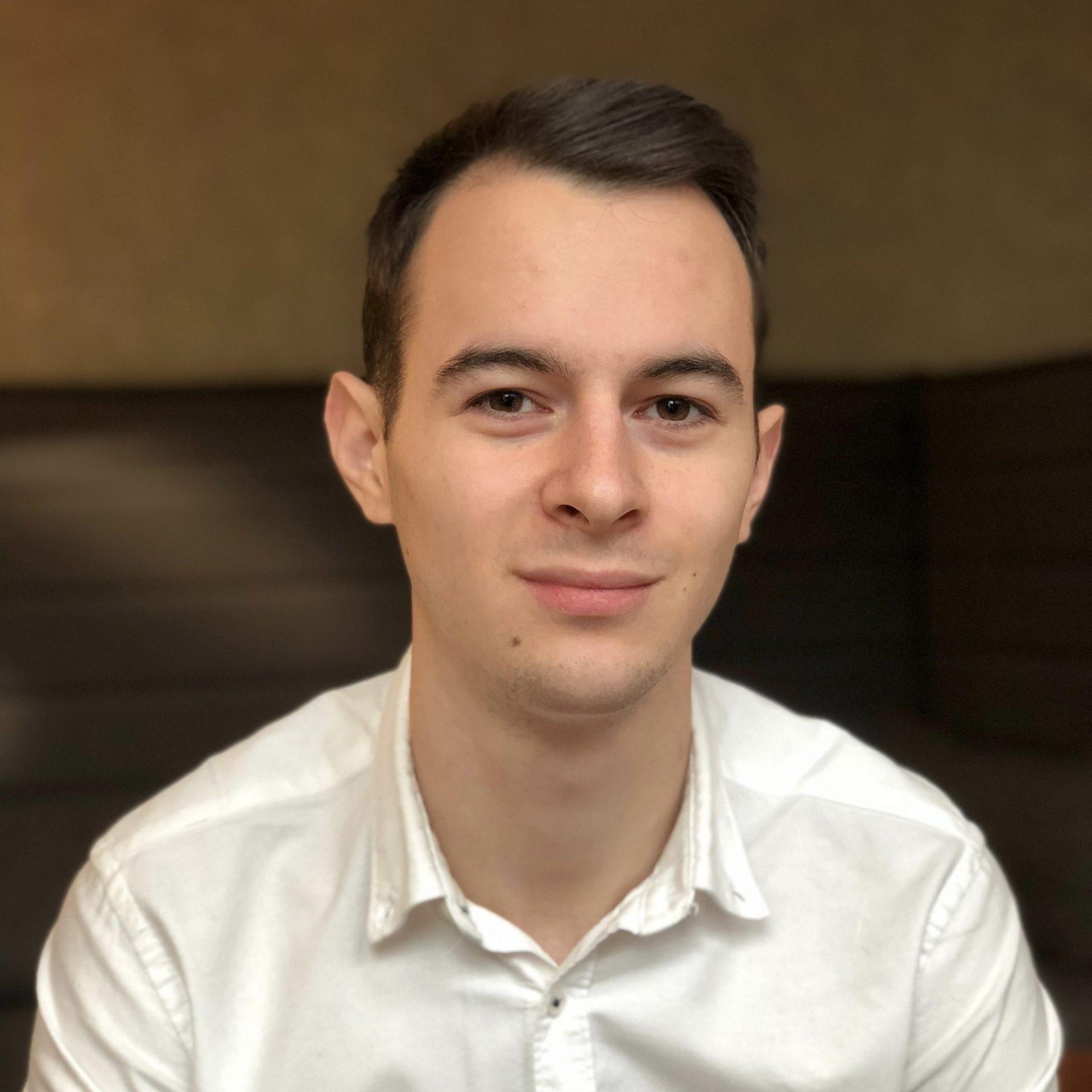 Gabor Galantai, COO and Founder of CashCoin