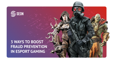 3 Ways to Boost Fraud Prevention in Esport Gaming