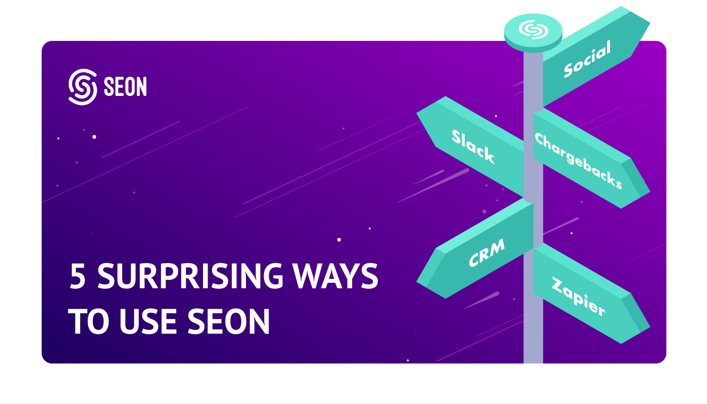5 ways to use seon
