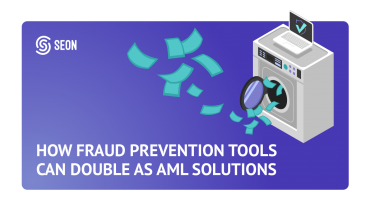 How Fraud Prevention Tools Can Double As AML  Solutions