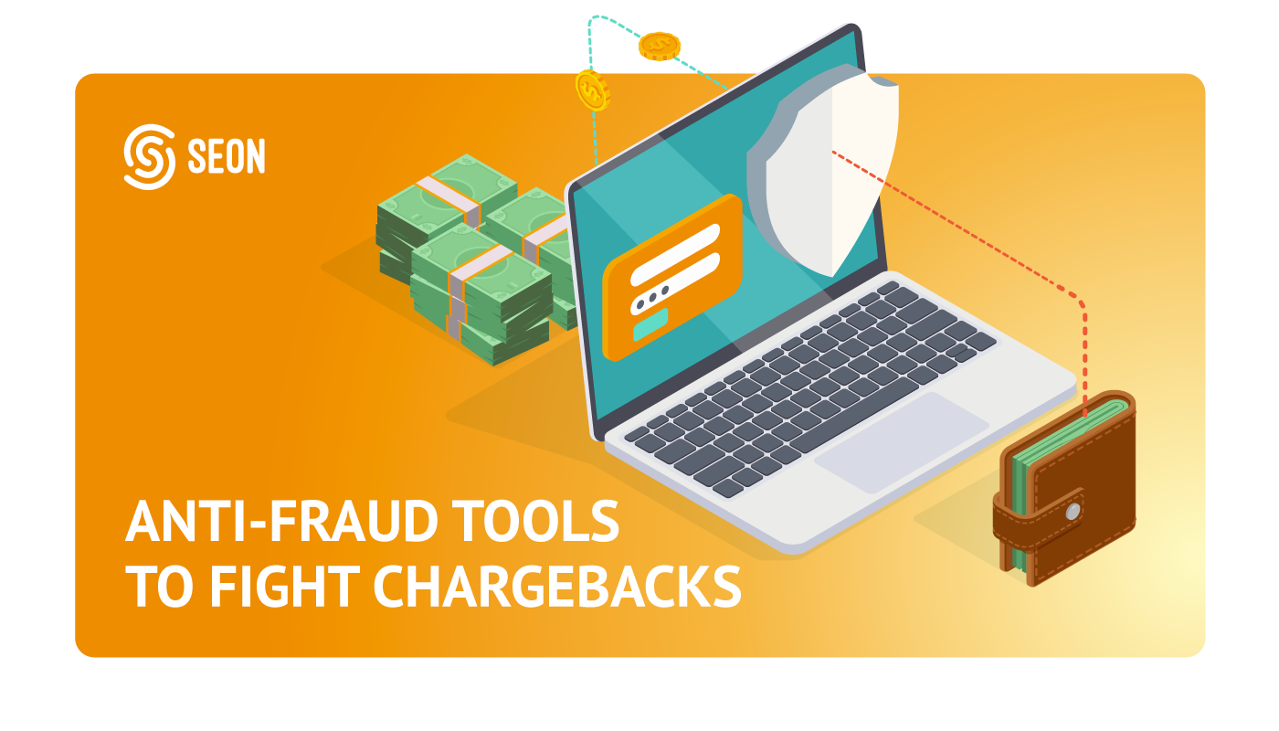 Chargeback fraud prevention cover