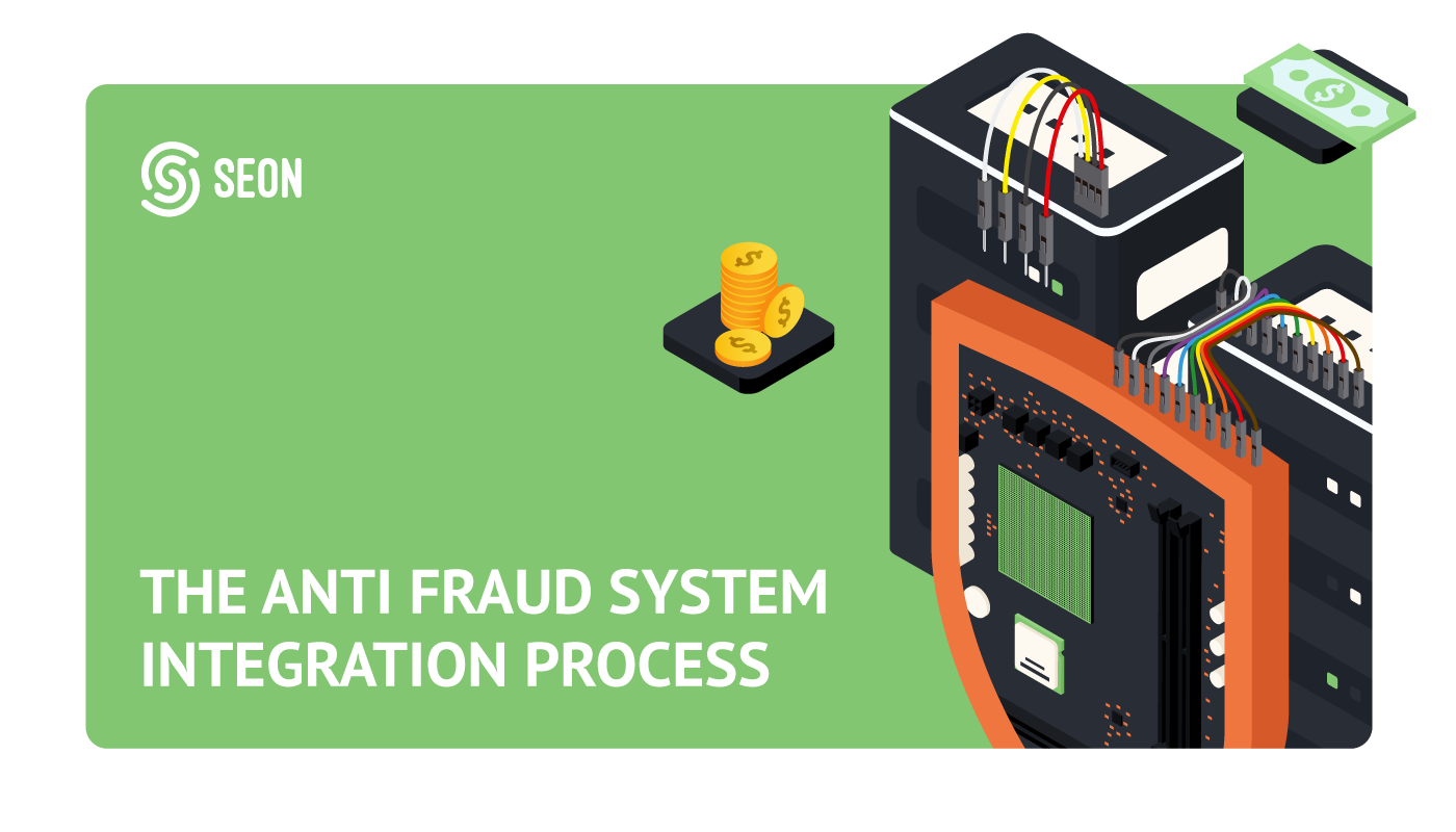 Fraud System Integration cover graphics