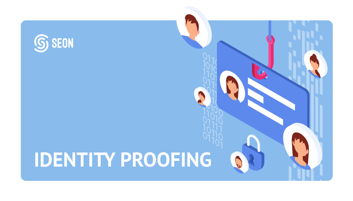 identity proofing article cover graphics