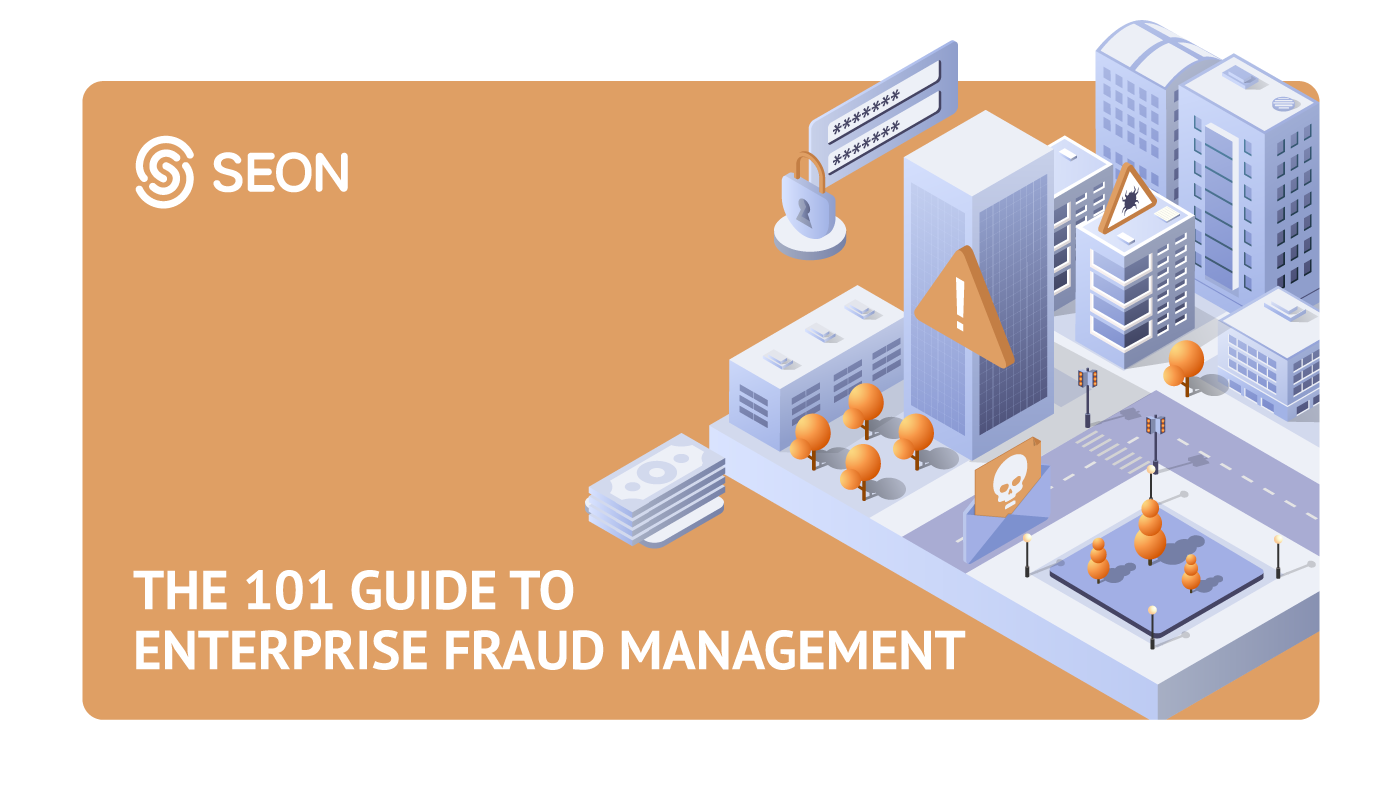 101 Guide to Enterprise Fraud Management Article Cover Graphics
