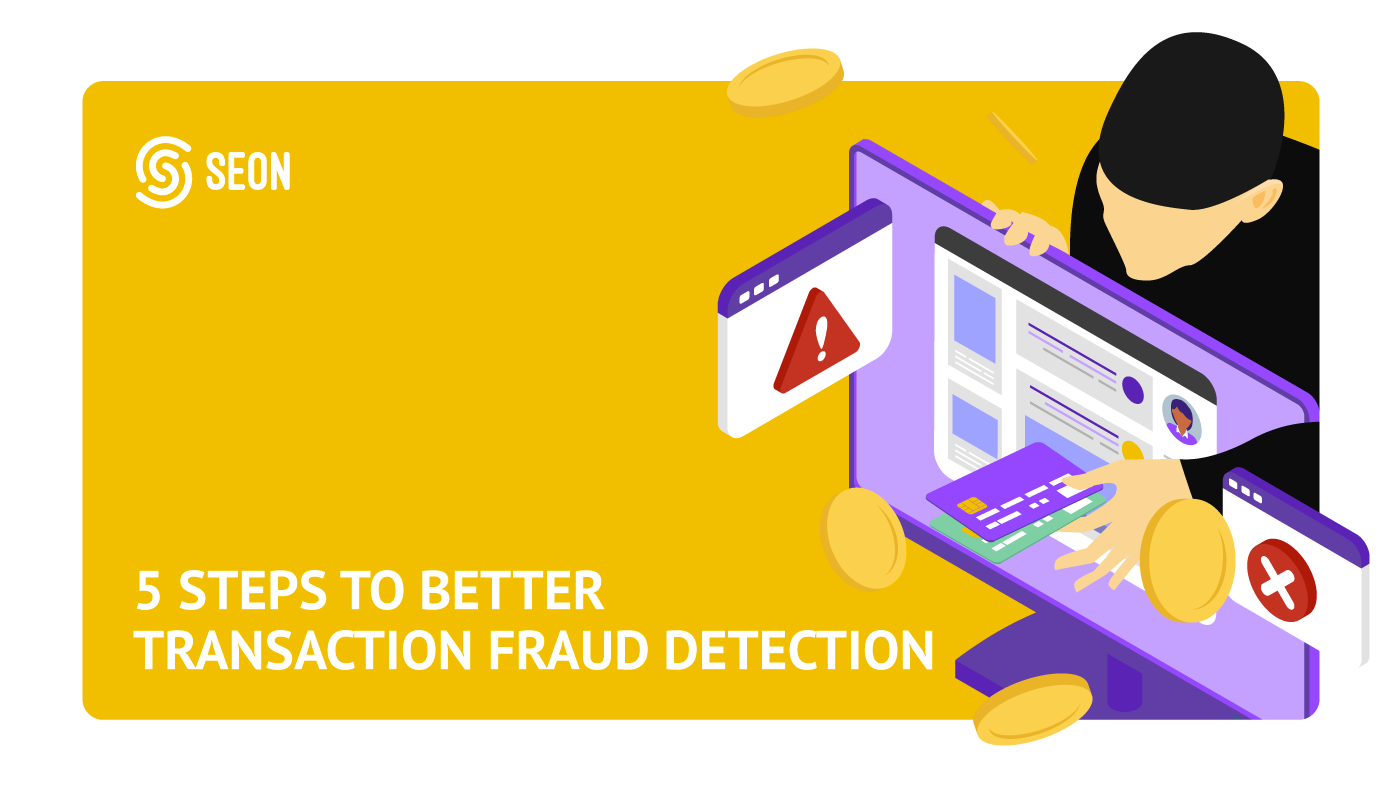 5 steps transaction fraud article cover