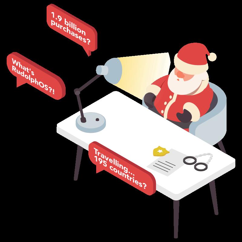 Would You Flag Santa as a Fraudster?