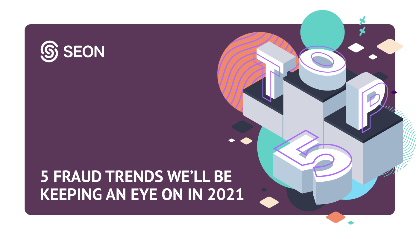 fraud trends in 2021 cover graphics