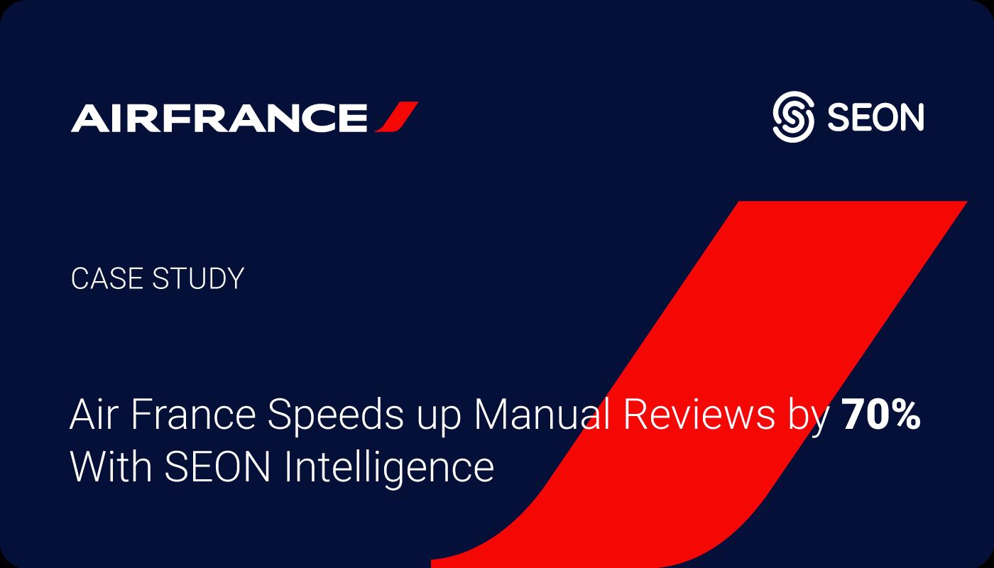 Air France social cover