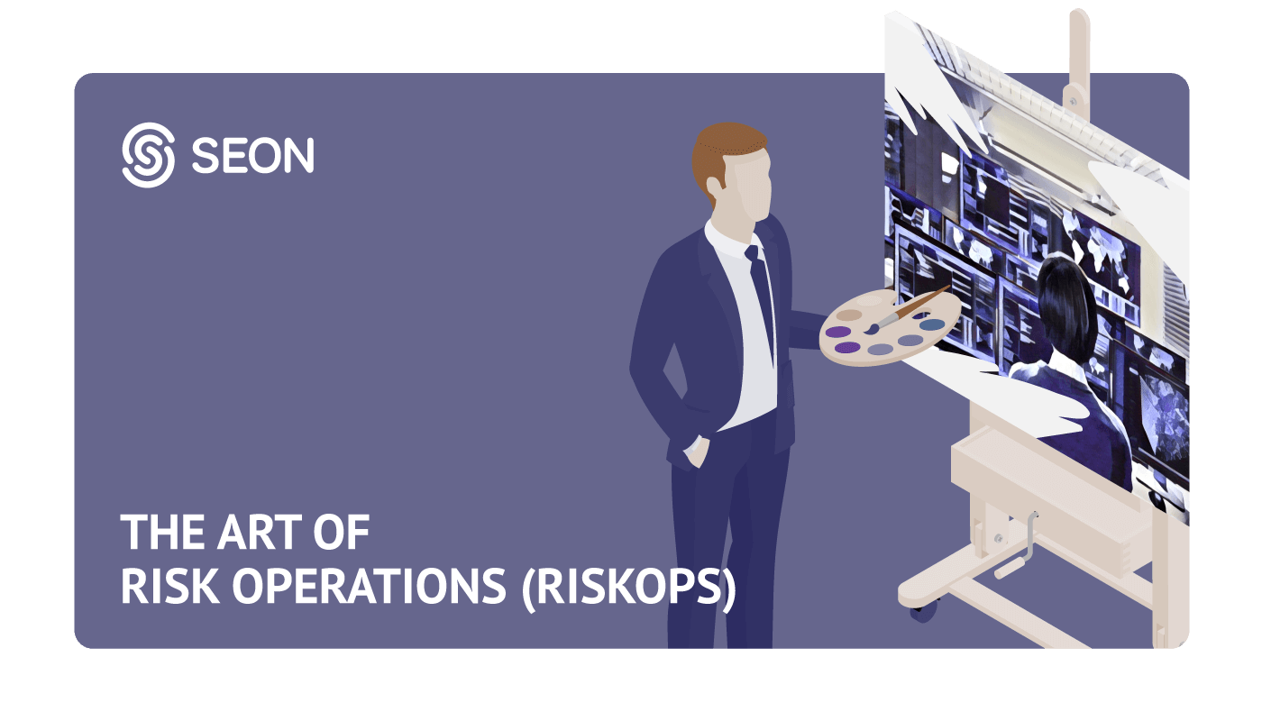 The Art of Risk Operations cover graphics