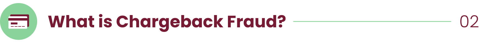 What is Chargeback Fraud?